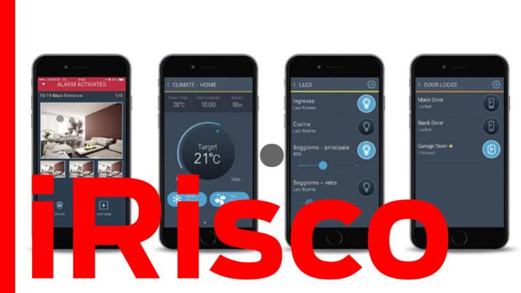 Sistema Allarme Forlì – App Risco